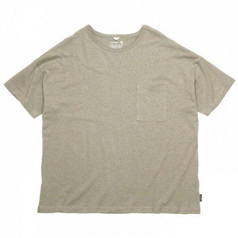GOHEMP ( ゴーヘンプ ) ワイドポケットTシャツ BASIC MEN'S WIDE PK TEE ( PEACH ECHO ) GHC4290RG