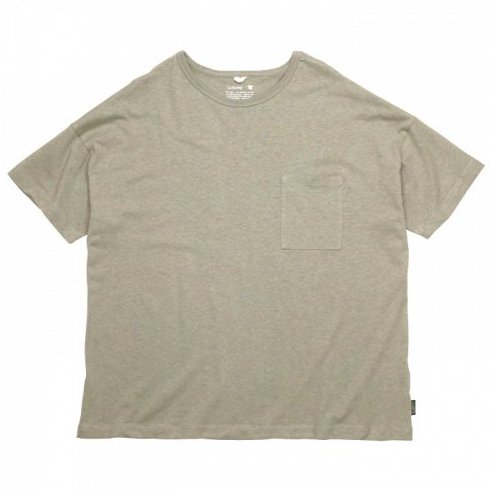 GOHEMP ( ゴーヘンプ ) ワイドポケットTシャツ BASIC WIDE PK TEE ( SAND STONE ) GHC4290RG