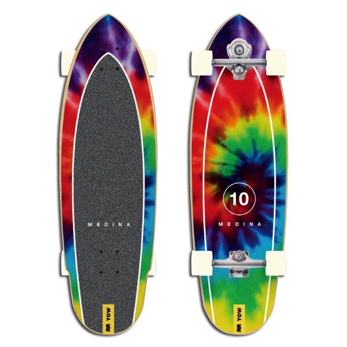 YOW SURF SKATE ( ヤウサーフスケート )Tie Dye 33