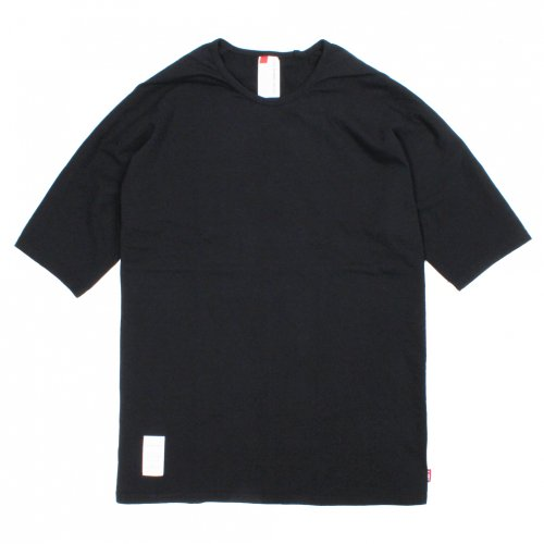 LIBE (ライブ) × REMILLA DLMAN 1/2 SLEEVE TEE (BLACK) 16S23
