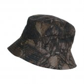 "L.I.F.E (ライフ) BUCKET HAT ""LIH"" (BROWN CAMO)"