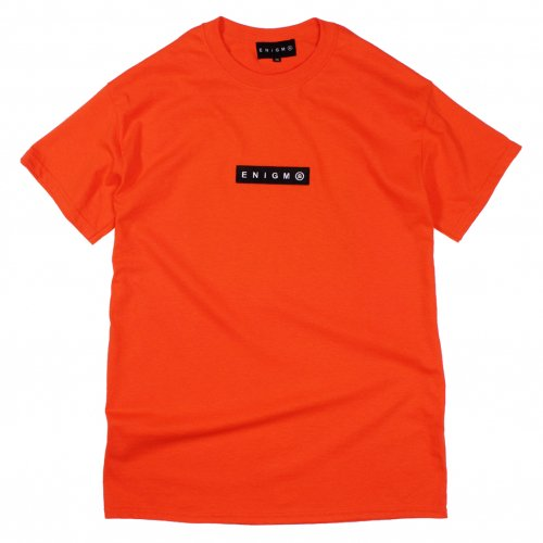 ENiGMa (エニグマ) NO WAR T-SHIRT (ORANGE)