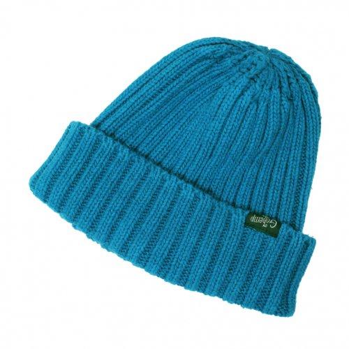 GOHEMP ( ゴーヘンプ ) リブニットキャップ RIB WATCH CAP ( BLU BLUE ) GHG0131RKT