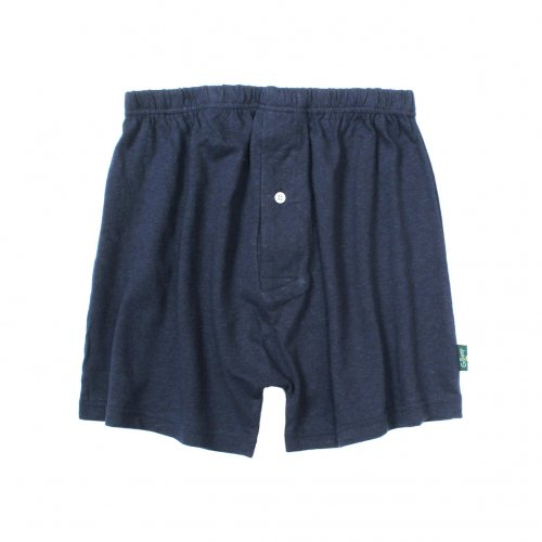 GOHEMP ( ゴーヘンプ ) トランクス BASIC MEN'S SUNNY UNDER SHORTS ( MARINE NAVY ) GHC9532RG