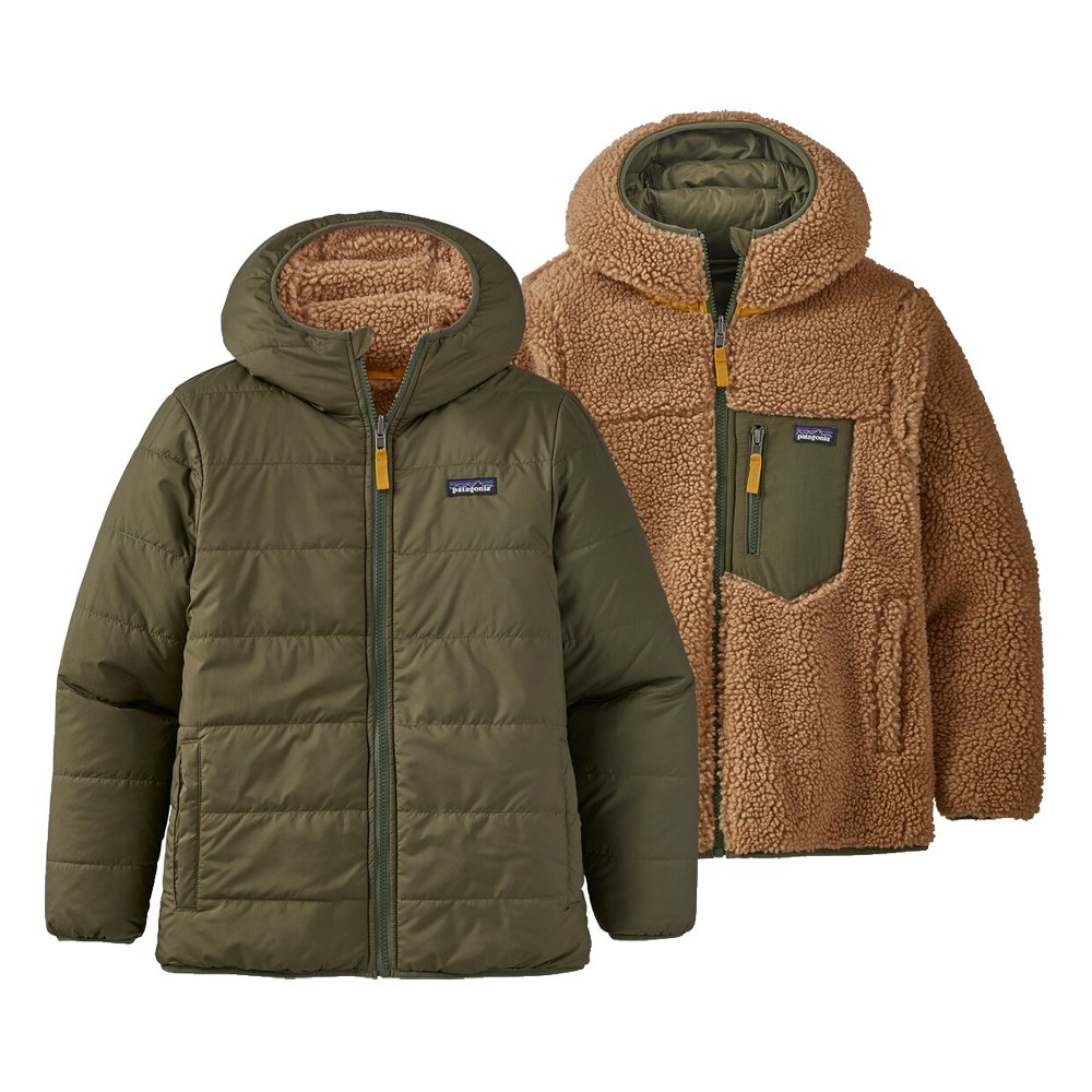PATAGONIA ( パタゴニア ) BOY'S(LADY'S) REVERSIBLE READY FREDDY HOODY ( PTPL ) 68095