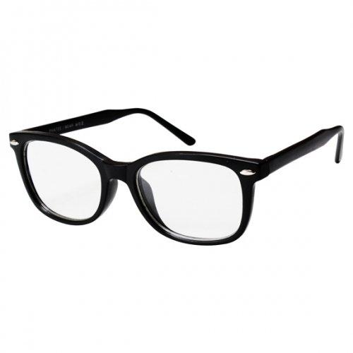PHATEE (ファッティー) WOZサングラス (11.MAT BLACK/CLEAR) 854-001-51