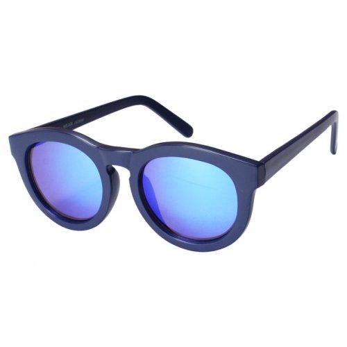 PHATEE (ファッティー) HORN INDIGO SERIES サングラス (75.INDIGO/BLUE MILLOR) 854-021-61
