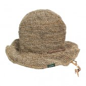 GOHEMP (ゴーヘンプ) HIGHLAND HAT (NATURAL) GHG0389HPH
