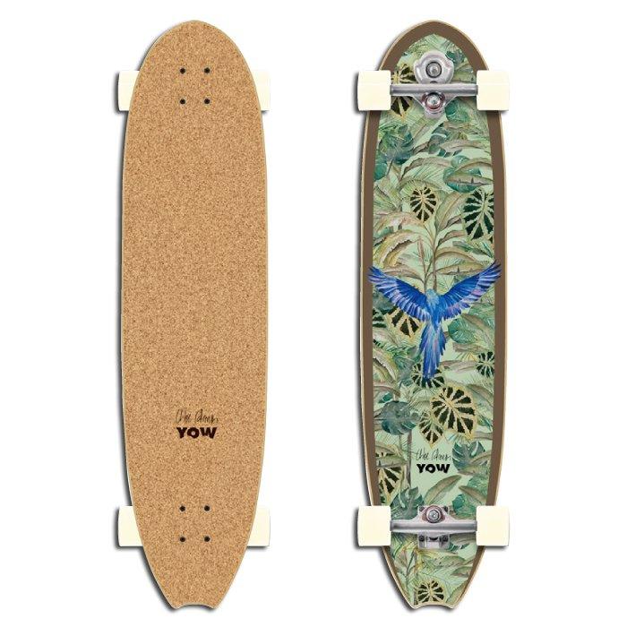 YOW SURF SKATE ( ヤウサーフスケート ) Shadow 33.5