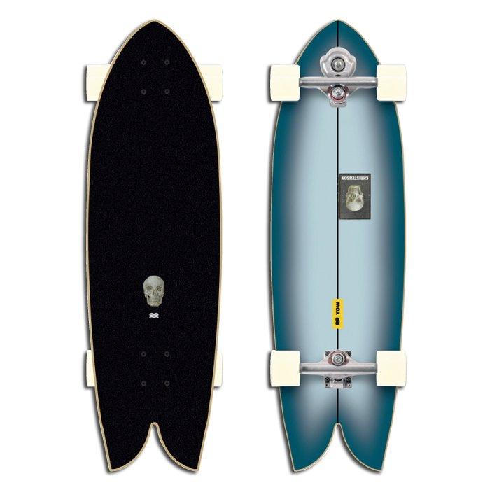 YOW SURF SKATE ( ヤウサーフスケート ) C-Hawk 33