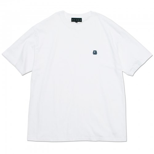 ENiGMa ( エニグマ ) Tシャツ OG SILHOUETTE T-SHIRTS ( WHITE )