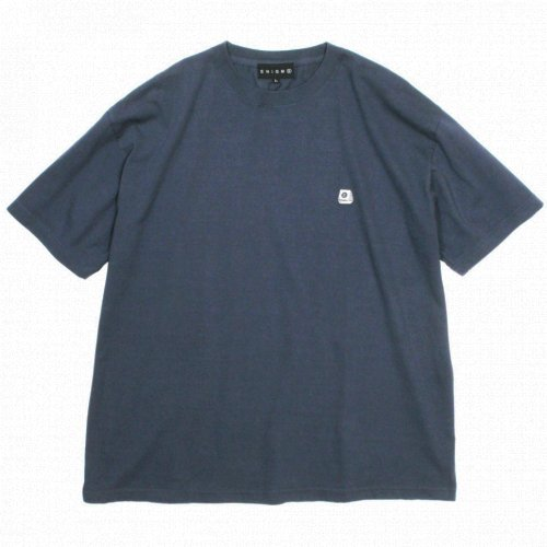 ENiGMa ( エニグマ ) Tシャツ OG SILHOUETTE T-SHIRTS ( SLATE )