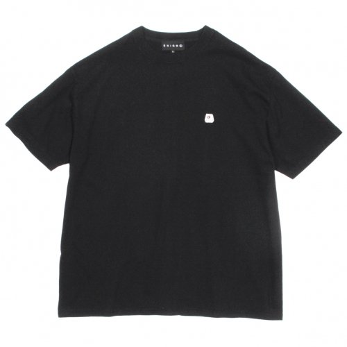 ENiGMa ( エニグマ ) Tシャツ OG SILHOUETTE T-SHIRTS ( BLACK )