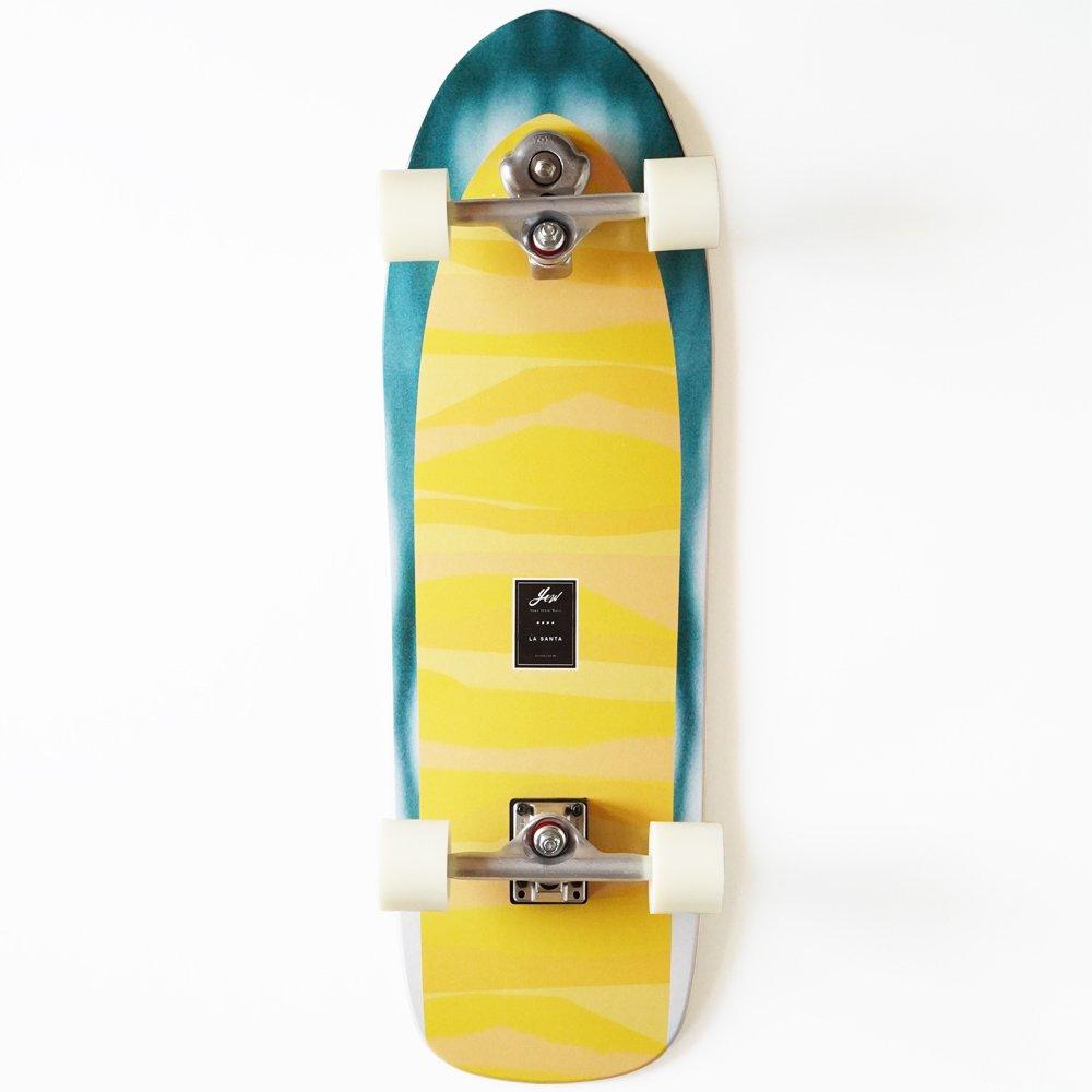"YOW SURF SKATE ( ヤウサーフスケート ) La Santa 33"" ラサンタ"