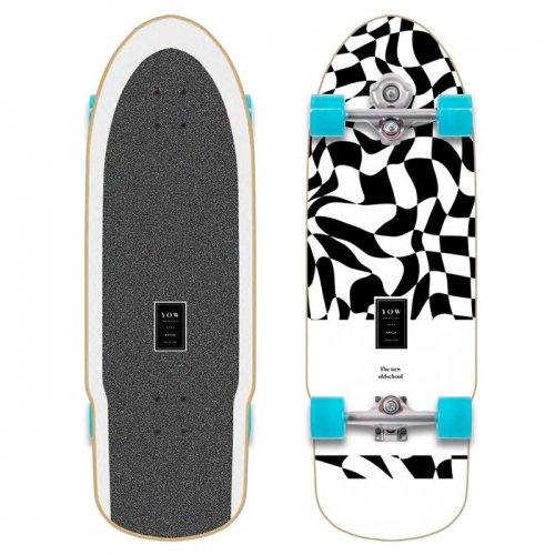"YOW SURF SKATE ( ヤウサーフスケート ) Arika 33"""