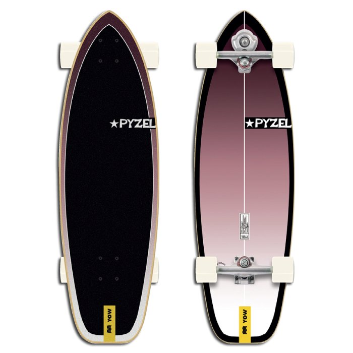 YOW SURF SKATE ( ヤウサーフスケート ) Ghost 33.5