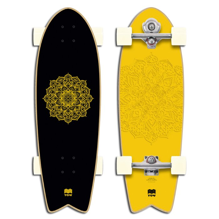 "YOW SURF SKATE ( ヤウサーフスケート ) Huntington 30"" ハンチントン"