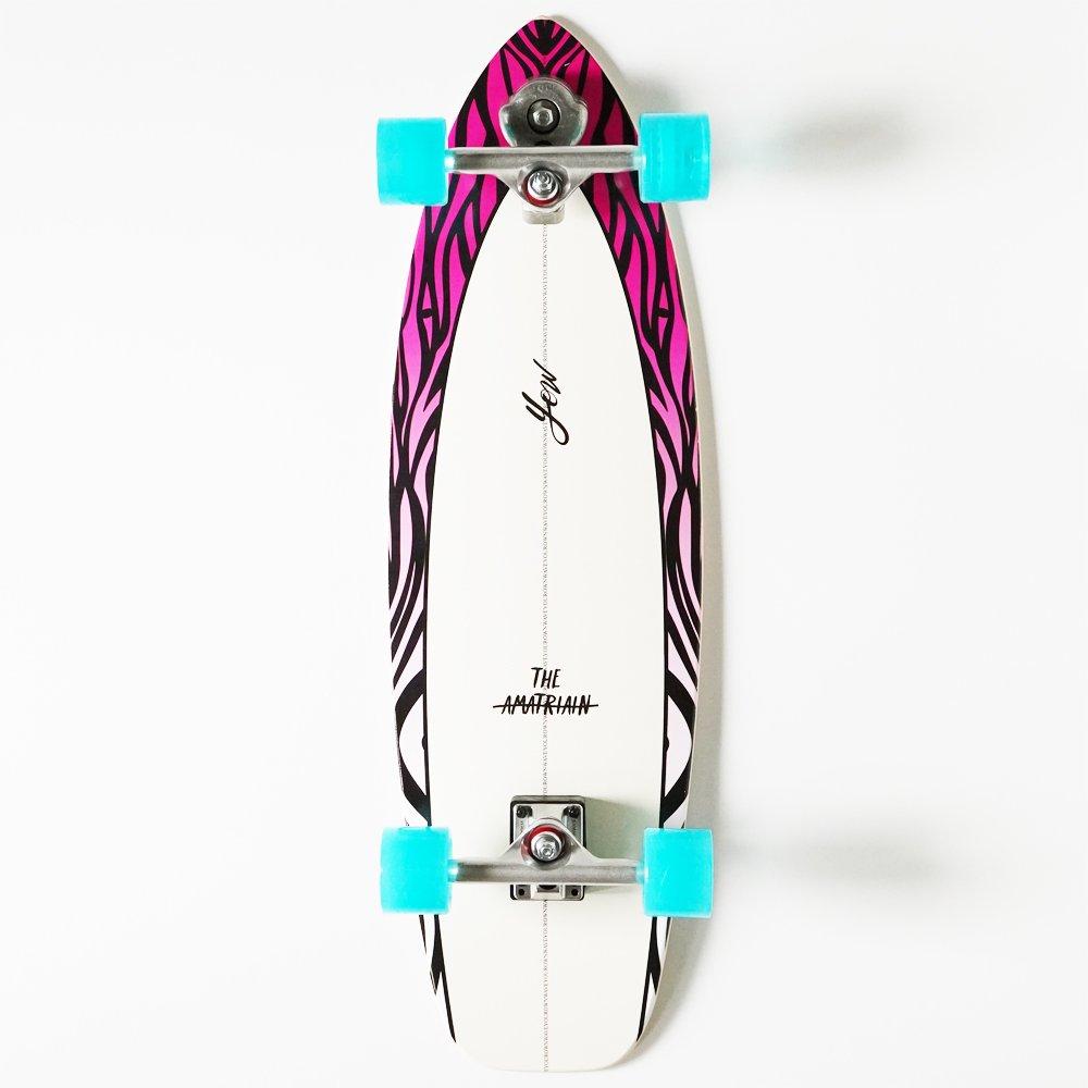 "YOW SURF SKATE ( ヤウサーフスケート ) Amatriain 33.5"""
