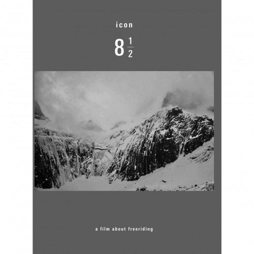 EBIS films ( エビスフィルム ) 「 icon8 1/2 」 (SNOWBOARD & SKI DVD)