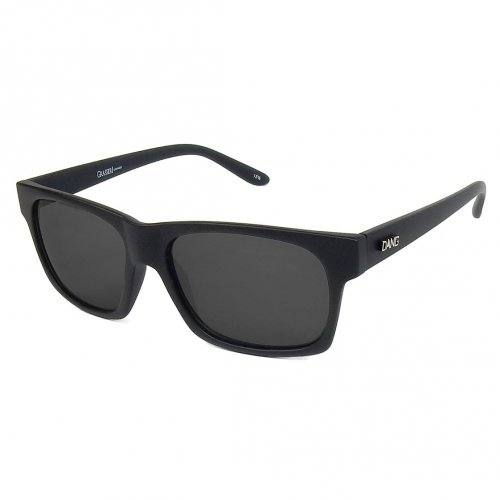 DANG SHADES (ダンシェイディーズ) GRASSER (BLACK SOFT × BLACK POLARIZED)