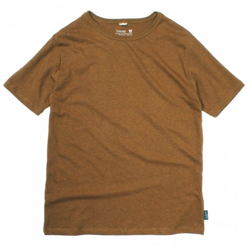 GOHEMP ( ゴーヘンプ ) Tシャツ BASIC MEN'S S/SL TEE ( FIELD WOOD ) GHC4200RG18