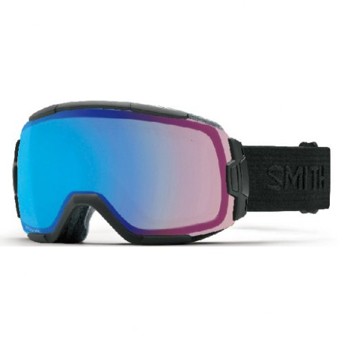 SMITH (スミス) 17-18 VICE (BLACK BLACK / CHROMAPOP STORM ROSE FLASH MIRROR)