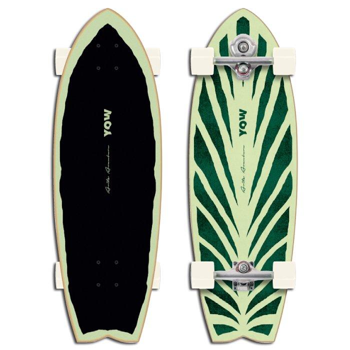 YOW SURF SKATE ( ヤウサーフスケート ) ARITZ ARANBURU 30.5
