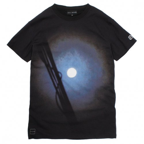 ENiGMa ( エニグマ ) Tシャツ GEKKOUYOKU T-SHIRT ( BLACK )