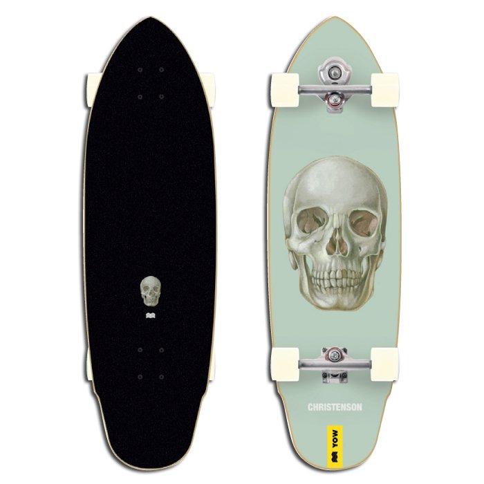 YOW SURF SKATE ( ヤウサーフスケート ) Lane Splitter 34