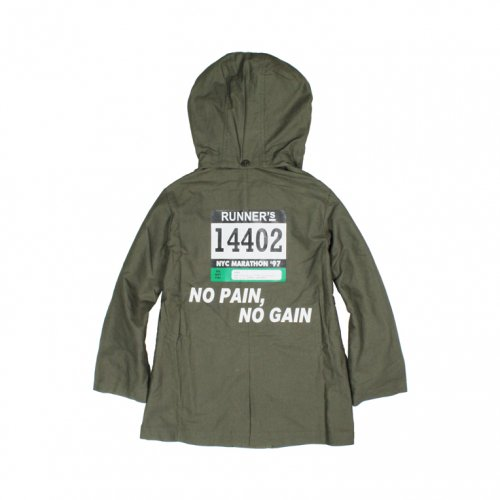 THE PARK SHOP ( ザ パークショップ ) KIDS MARATHON COAT (ARMY)<img class='new_mark_img2' src='//img.shop-pro.jp/img/new/icons22.gif' style='border:none;display:inline;margin:0px;padding:0px;width:auto;' />
