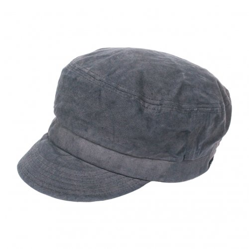 GOHEMP ( ゴーヘンプ ) キャップ BAKER CAP ( CHARCOAL ) GHG0133MAD
