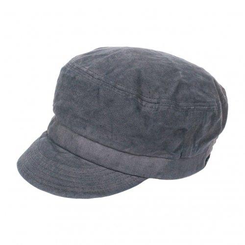 GOHEMP ( ゴーヘンプ ) キャップ BAKER CAP ( CHARCOAL ) GHG0133MAD