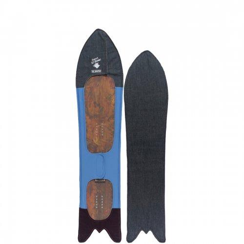 TJ BRAND ( ティージェーブランド ) × ANIMO SEWING ART ソールカバー HANDMADE BOARD CASE (FRESH MAKER用)