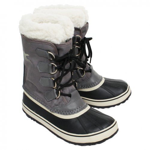 SOREL ( ソレル ) LADY'S WINTER CARNIVAL ( PEWTER BLACK )