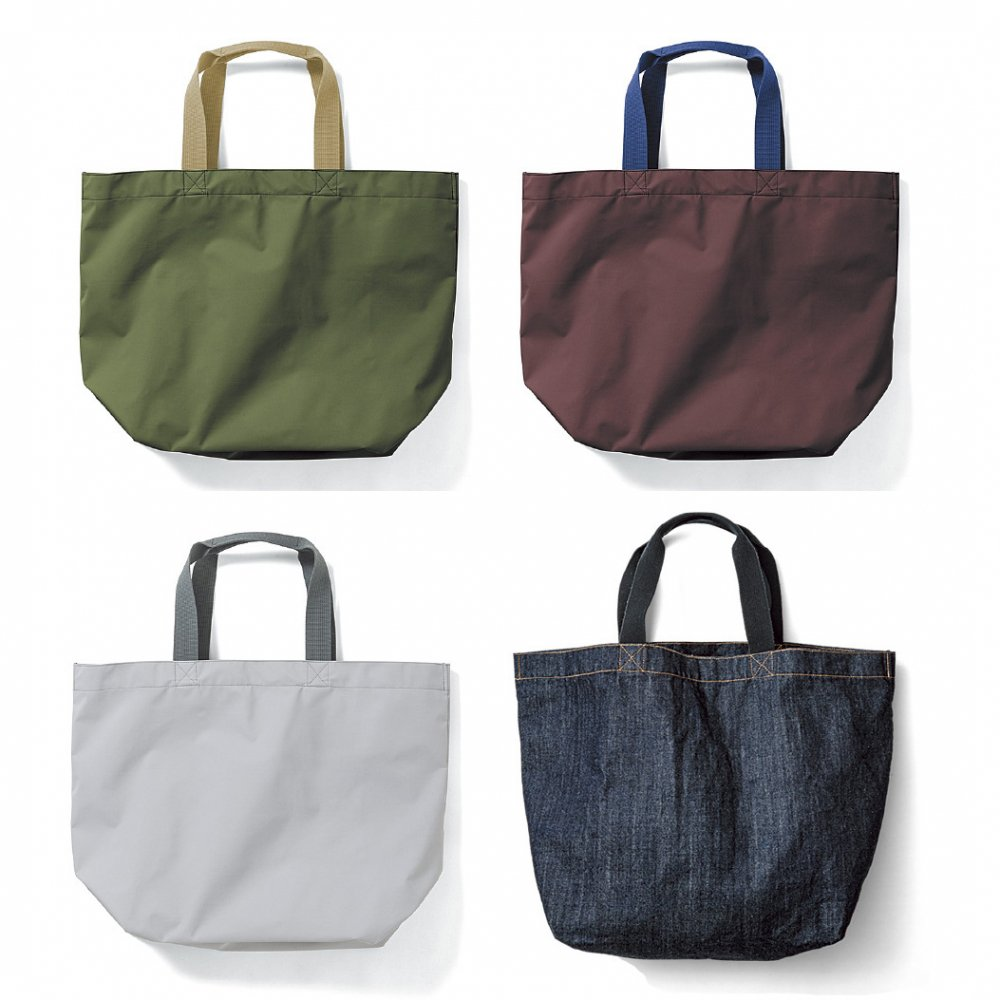 GREENCLOTHING ( グリーンクロージング ) 21-22 予約商品 TOTE BAG