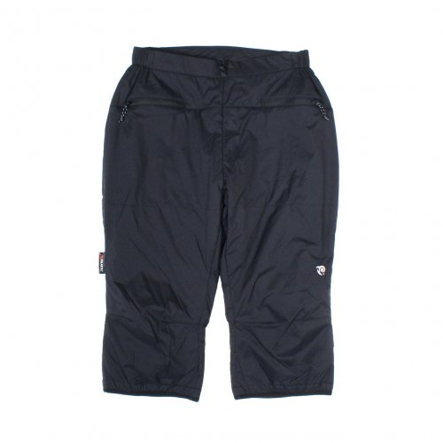 P.RHYTHM (プリズム) ALPHA CROPPED PANTS (BLACK)