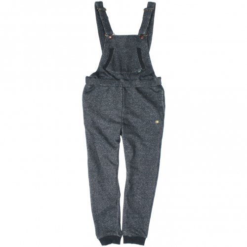 GOHEMP (ゴーヘンプ) LADY'S EASY SALOPETTE (CHARCOAL HEATHER) GHC4439BS17-2