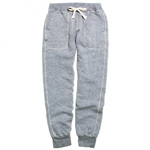 YETINA (イエティナ) SWEAT PANTS (FOG BLUE)
