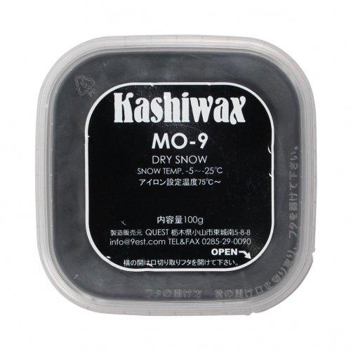 KASHIWAX (カシワックス) MO-9 100g ケース入り