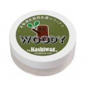 KASHIWAX (カシワックス) 木製滑走面用生塗りワックス WOODY