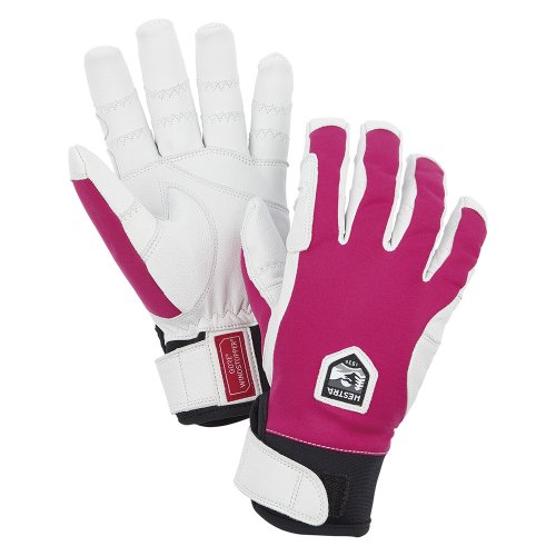 HESTRA ( ヘストラ ) 19-20 早期予約受付 ERGO GRIP ACTIVE (FUCHSIA/OFF WHITE)