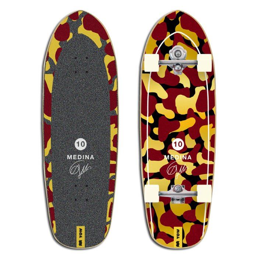 YOW SURF SKATE ( ヤウサーフスケート ) Camo 33.5