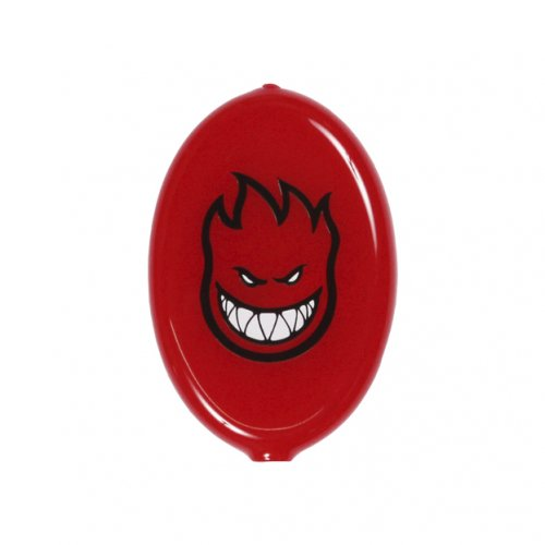 SPITFIRE (スピットファイアー) BIGHEAD COIN POUCH (RED)