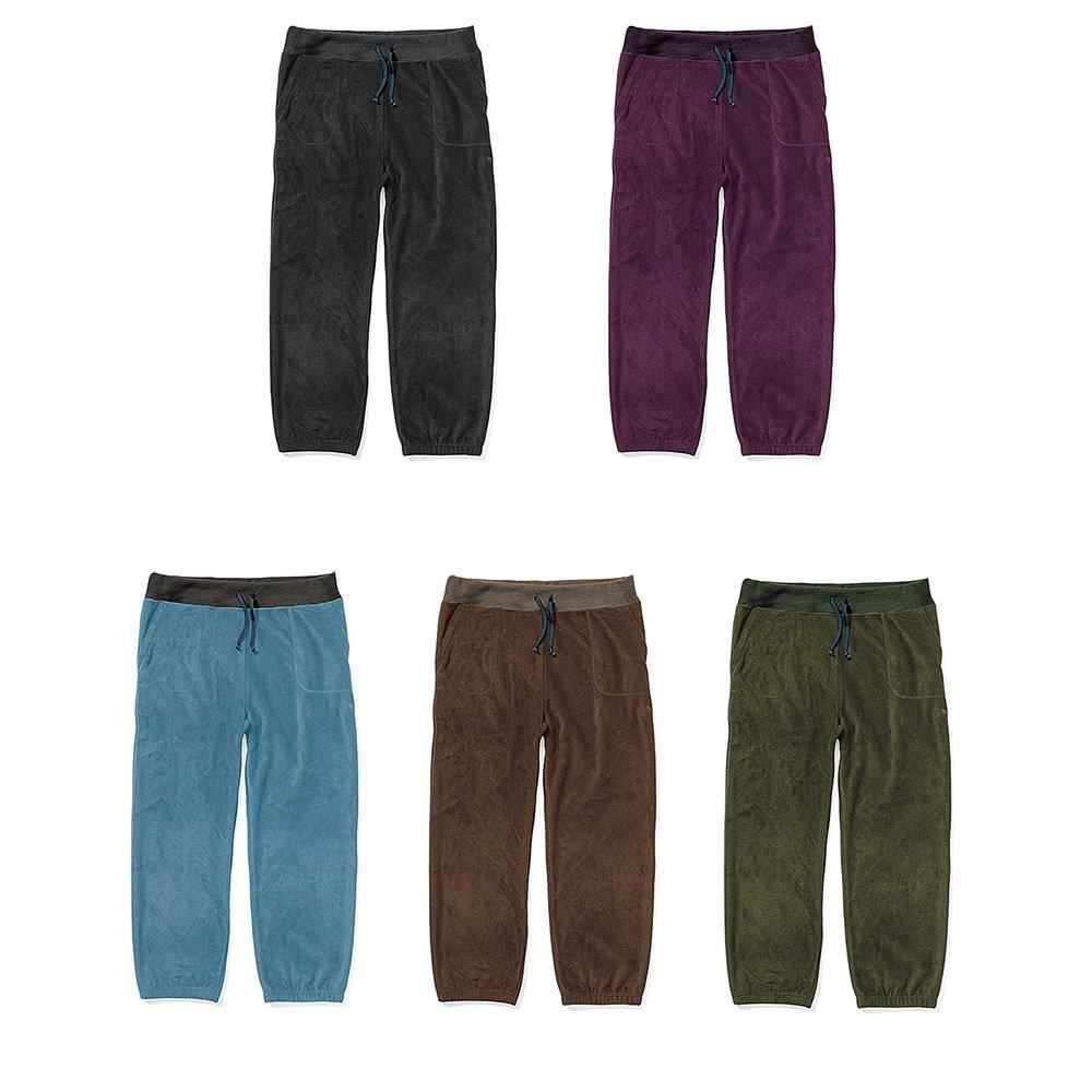 GREENCLOTHING ( グリーンクロージング ) 20-21 予約商品 FLEECE PANTS