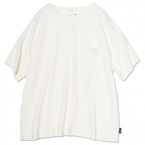 GOHEMP (ゴーヘンプ) LADY'S SUNNY WIDE TEE (NATURAL) GHC4287RG17
