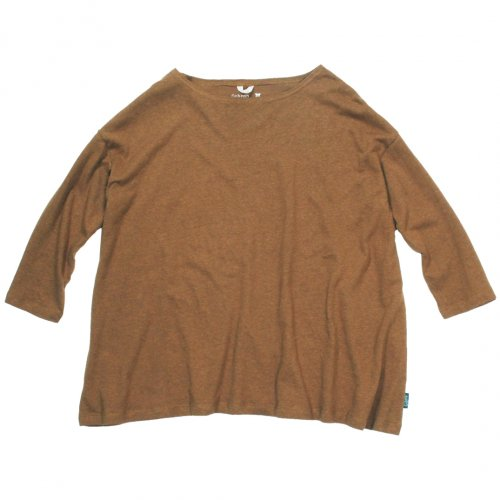 GOHEMP ( ゴーヘンプ ) LADY'S SUNNY WIDE TEE ( FIELD WOOD ) GHC4287RG