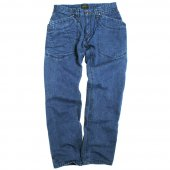 GOHEMP (ゴーヘンプ) MEN'S TRAVELING PANTS (INDIGO) GHP1108HOX
