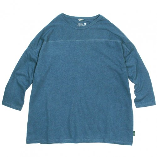 GOHEMP (ゴーヘンプ) LADY'S FLYING SHIRTS (NATURAL) GHS7102DNG