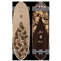 YOW SURF SKATE ( ヤウサーフスケート ) NOOSA 34