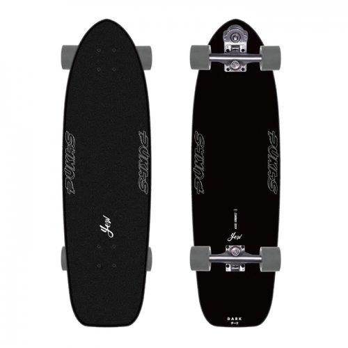 YOW SURF SKATE ( ヤウサーフスケート ) PUKAS DARK 34.5